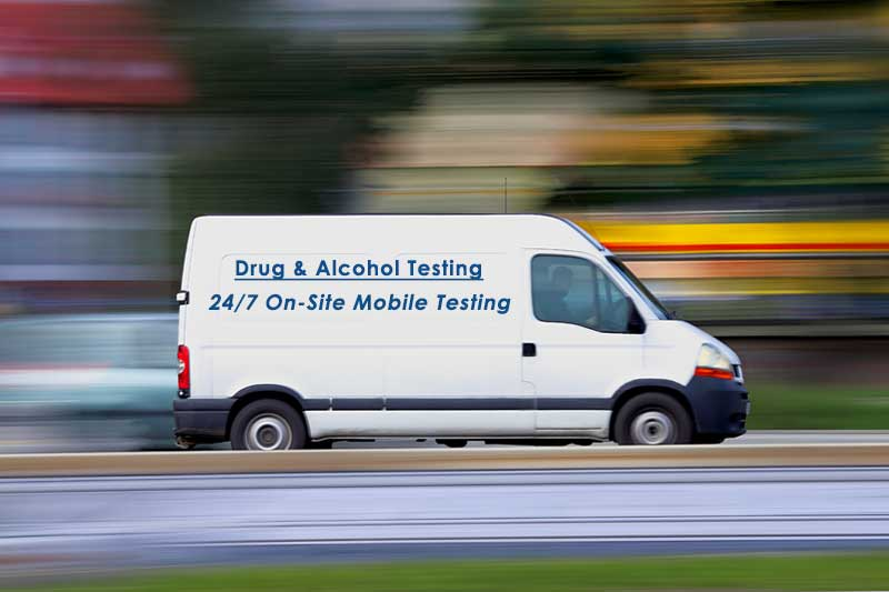 Mobile and On-site Drug Testing